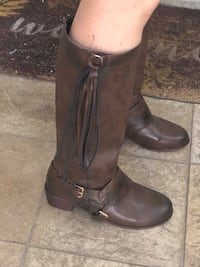 Steampunk/Old West boots for costume/cosplay Las Vegas, 89130