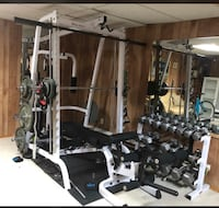 black and gray exercise equipment Montgomery Village, 20886