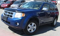 2008 FORD ESCAPE 4WD New Westminster