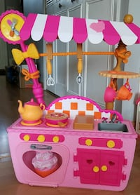 Lalaloopsy magic kitchen  Sterling, 20164