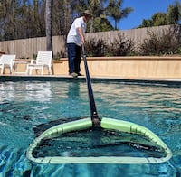 Swimming pool cleaning Spring, 77389
