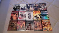 Assorted DVD's St. Albert, T8N 2W5