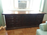 Wooden Credenza - Vintage from Spain!  New York