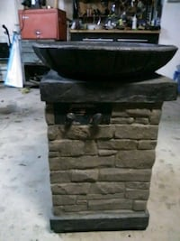 Propane outdoor heater/fire pit Fresno, 93722