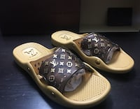 2003 Louis Vuitton slides ** collectors ** Falls Church, 22041