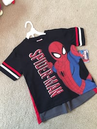 Brand new Spider-Man shorts set- size 6 Rutherford, 07070