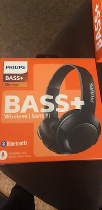 Phillips Bass Bluetooth headphones Denver, 80210