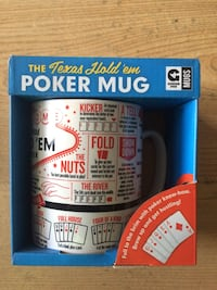 The Texas Hold'em Poker Mug  Littleton, 80126