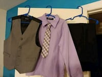 4 piece boys outfit Tampa, 33625
