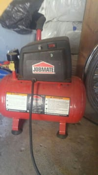 red and black jobmate air compressor Toronto, M1G 3M5
