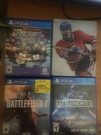 PS4 Games  Edmonton, T5T