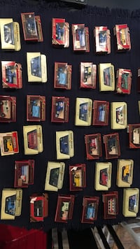 Old toy cars (matchbox)