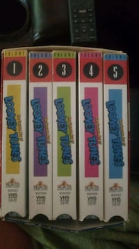 VHS The Golden Age of Looney Tunes Decatur, 30033