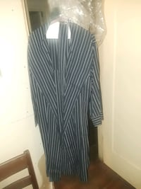 NAUDTICA Mens  Robe. Large Size& Tall