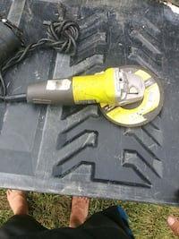 yellow and black corded power tool Channelview, 77530