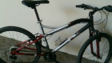 Mountain bike cuadro aluminio