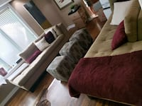 2 Long DayBed Couches  Mississauga, L5H 3L7