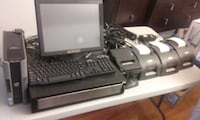 5 station POS system priced at $3000. New Jersey, 08863