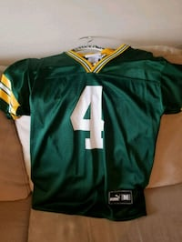 Ladies Size Small Green Bay Jersey Surrey