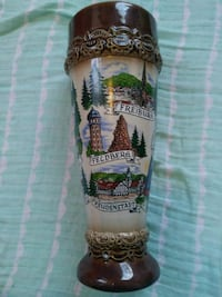 Ceramic Beer Stein Dale City