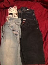 Girls jeans size 14 Las Cruces, 88012