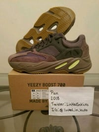 "Yeezy 700 ""Muave""!!!! Annandale, 22003"