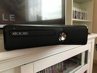 Black xbox 360 game console Bellingham, 98225