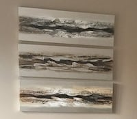 Painting - 3 piece Mississauga, L4Y 1M5