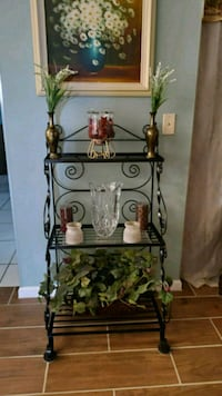 Plant stand/baker's rack West Palm Beach, 33411