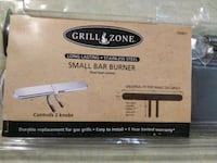 New Grill Zone Small Bar Burner Universal fit Mount Airy, 21771