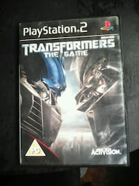 PS2 Transformers the game Barcelona, 08003