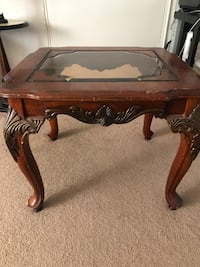 End Table - just One Old Bridge, 08857