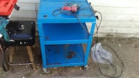 Electric work cart with outlets Downey, 90242