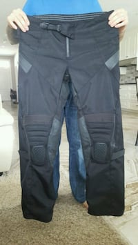 Motorcycle pants (icon overlord) size 36 Pelham, L0S 1E5