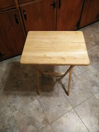 Folding Table Bowie