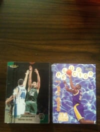 Basket ball cards for sale. Base/insert plus rookies Toronto, M1L 1P2