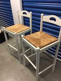 Two bar chairs Burnaby, V5A 4W3