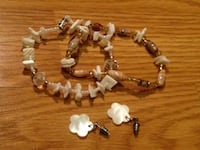 Shell Bracelets & Earrings Edmonton, T5W 2L5