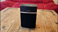 bose soundtouch Wifi bleutooth radio smart speaker .  Amazing sound