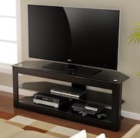 Z-Line Designs Finlie TV Stand (TV Mount Included) 50 km