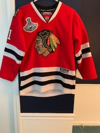 Chicago Blackhawks Marian Hossa Jersey CHICAGO