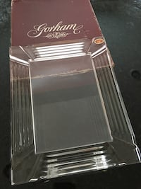 """Solid crystal picture frames (5x7"""") NEW Macomb, 48042"""