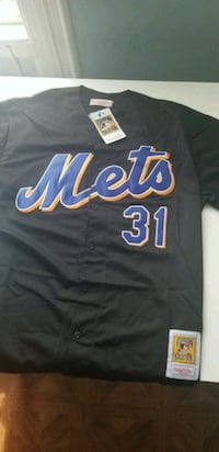 Mets jersey mike piazza