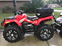 ATV Can-am Can Am Outlander 4 wheeler top of the line only 152 hours! Avon, 46123
