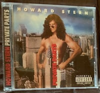 Howard Stern Private Parts Soundtrack CD Lebanon