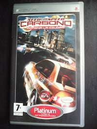 PSP Need for Speed carbono Barcelona, 08003