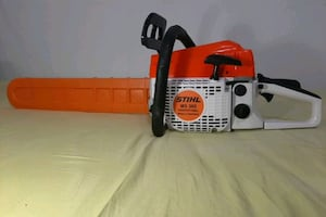 STIHL MS 360 PROFESYONEL MADE IN GERMANY