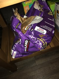 Costco size bag of cat food barely used  Washington, 20002