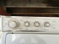 Whirlpool YLTE6234DQ5 Washer Dryer Combo - $400 VANCOUVER