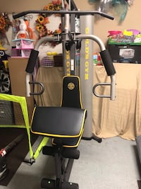 black and gray exercise equipment Sherwood, 72120